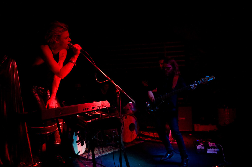 Liserstille live, Foto Tobias Berk