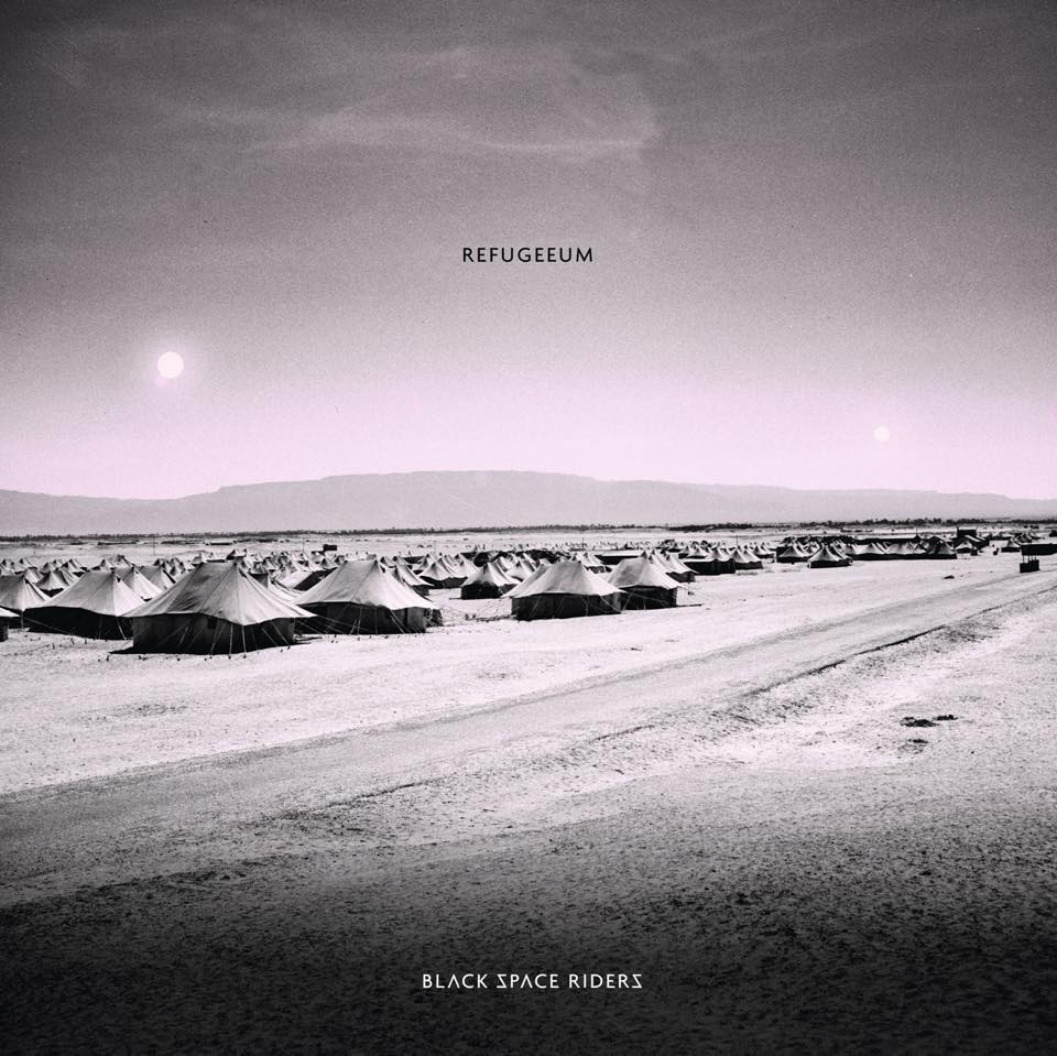 Black Space Riders - Refugeeum  VÖ 24.07.15 (59:32, CD, Black Space Records/Cargo) 13/15