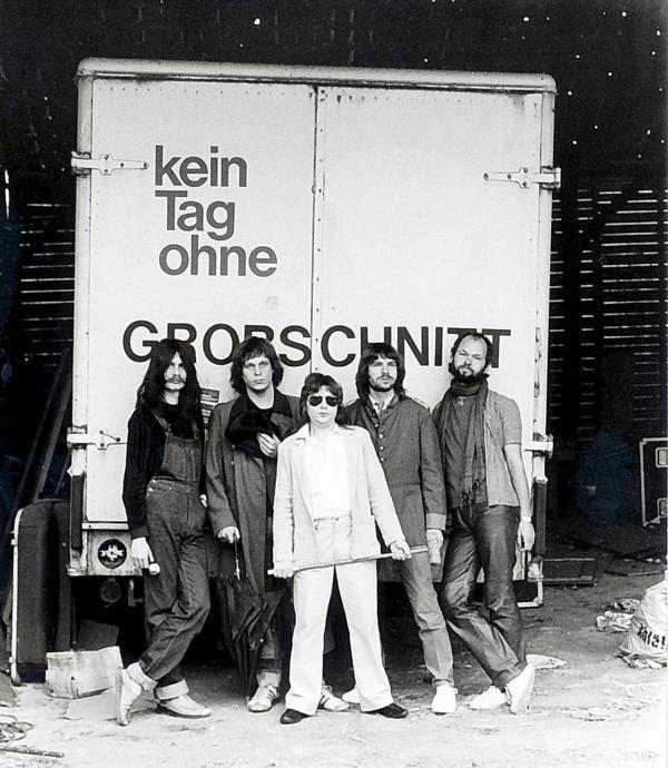 """""""Kein Tag ohne Grobschnitt"""" (1980)"""