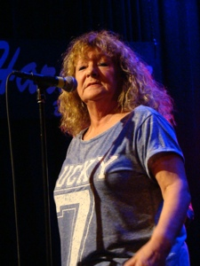 Maggie Bell mit The Hamburg Blues Band, Harmonie, Bonn, 2014