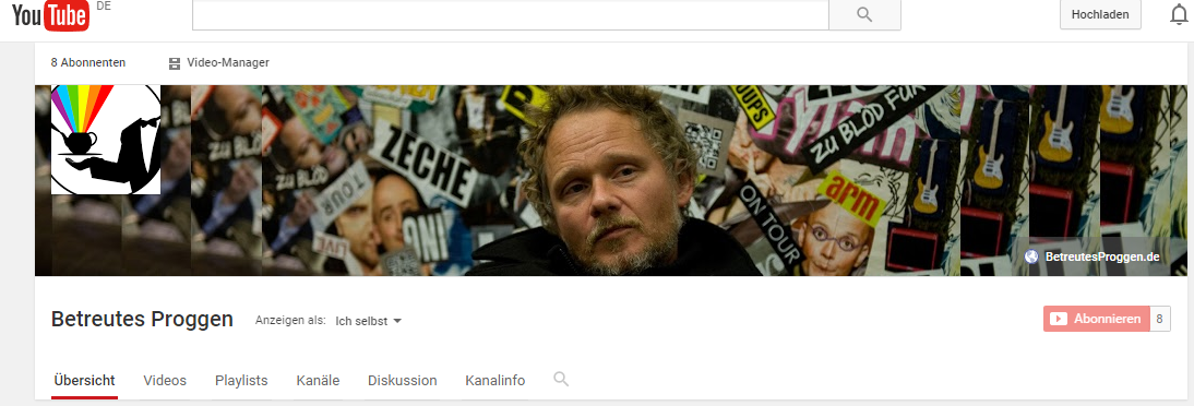 BetreutesProggen-YouTube-Channel