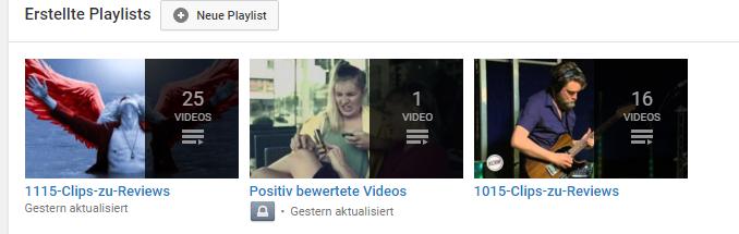 BetreutesProggen-YouTube-Playlists