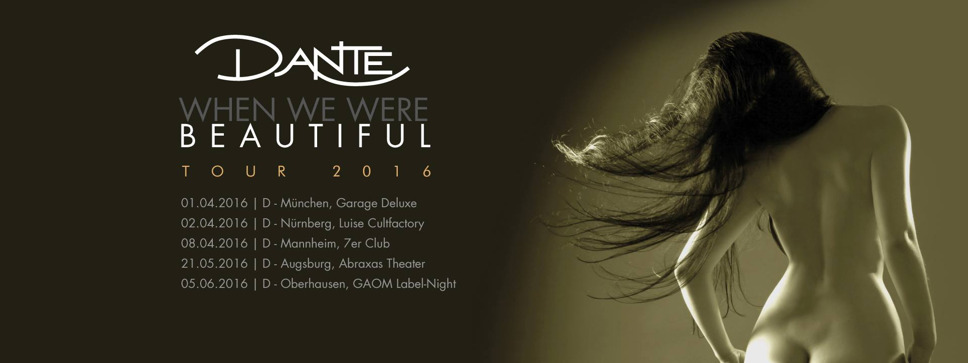 DANTE-live-2016-Backwhenwewerbeautiful