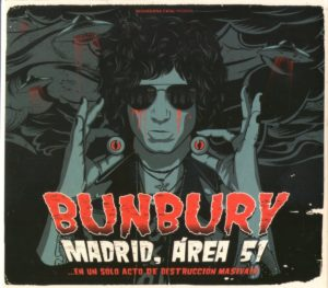 Bunbury - Madrid Area 51