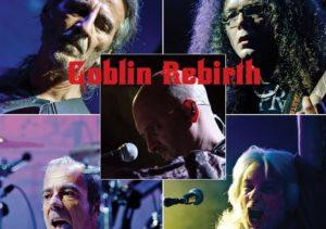 Goblin alive DVD