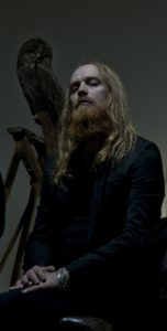 Anders Nyström, Katatonia by Ester Segarra