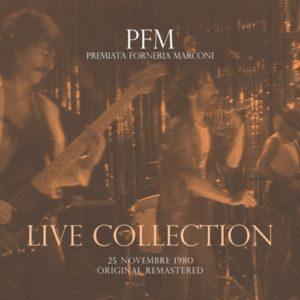 Premiata Forneria Marconi - Live Collection