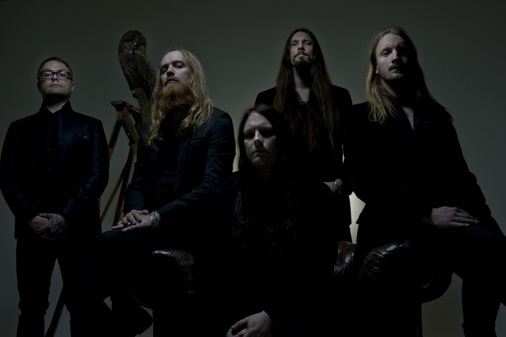 Katatonia full Band 2016 by Ester Segarra