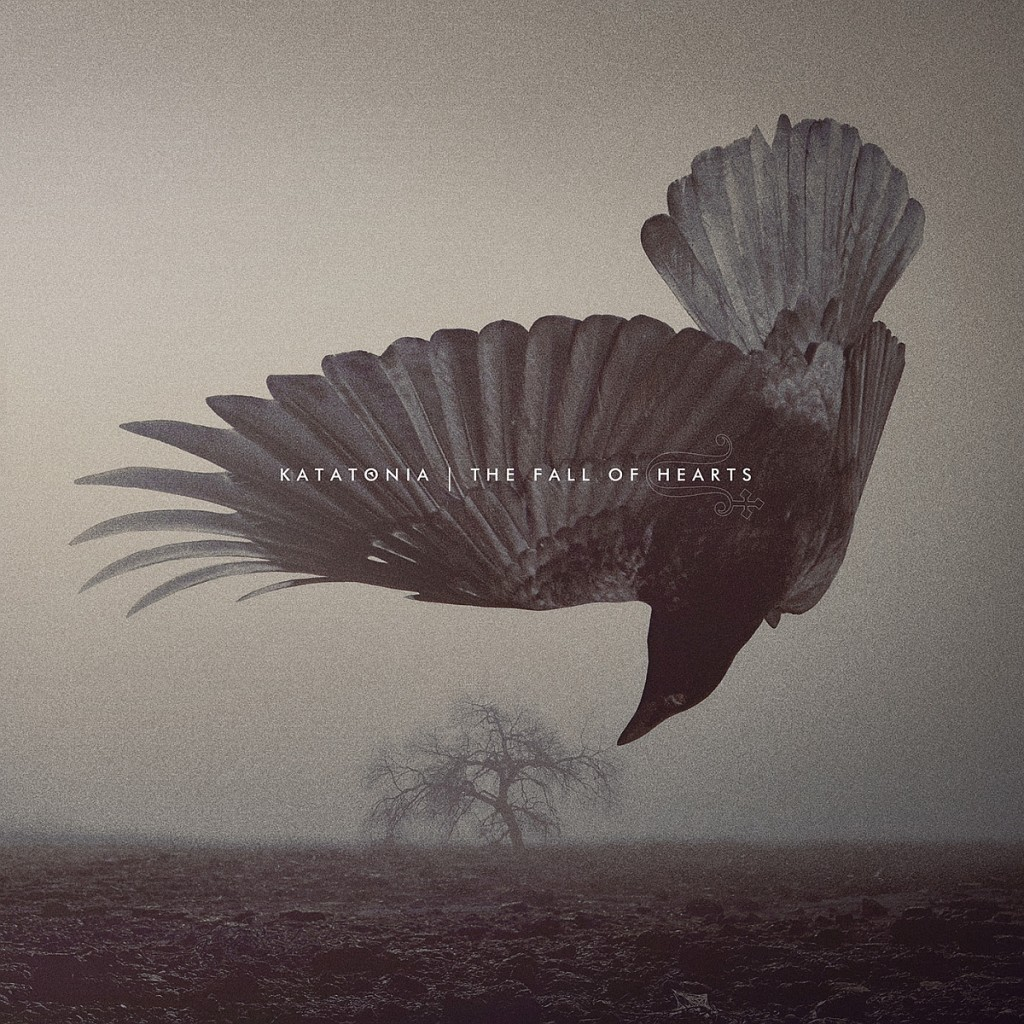 Katatonia The Fall of Hearts Cover Artwork by Travis Smith