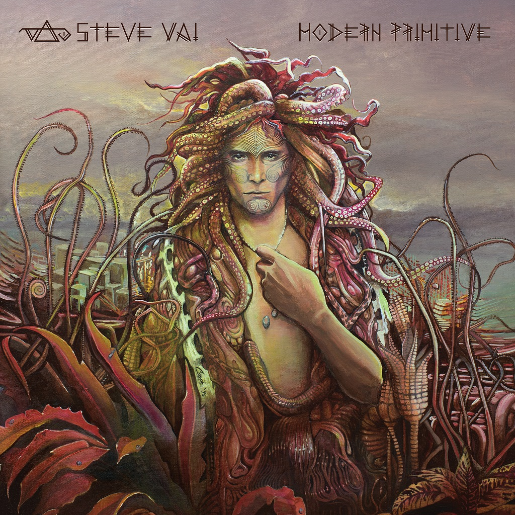 SteveVai-Modern Primitive-2016-FrontCover