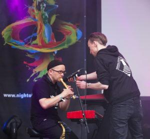 SSTTGD - Marek Arnold und Sören Flechsig