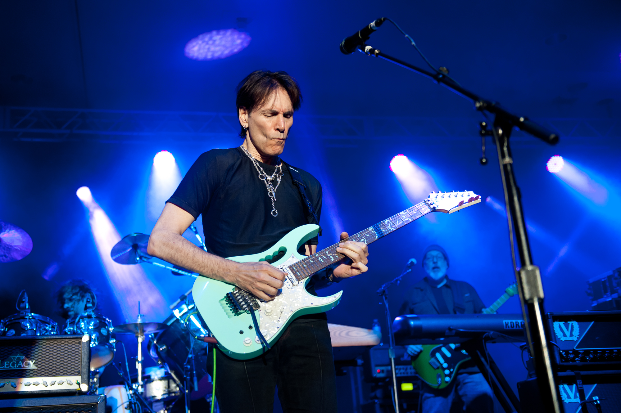 Steve Vai Explains Participation in