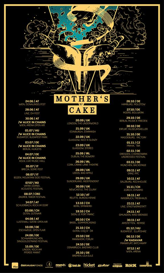 BetreutesProggen.de präsentiert Mother's Cake 2018