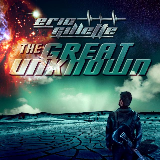 EricGillette-TheGreatUnknown-2016-Cover
