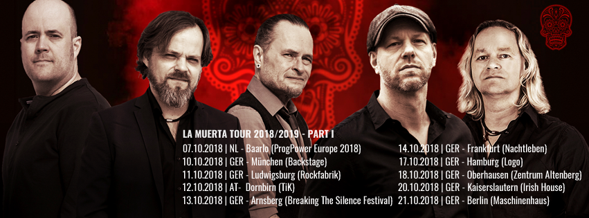 "BetreutesProggen.de präsentiert Subsignals ""La Muerta""-Tour 2018"