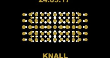 Knall, Love Machine und The Spacelords i.d. Kufa Krefeld