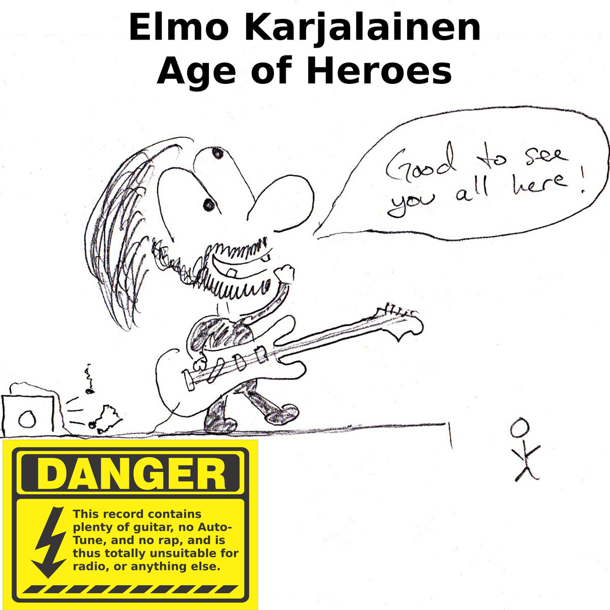 Elmo Karjalainen Age Of Heroes