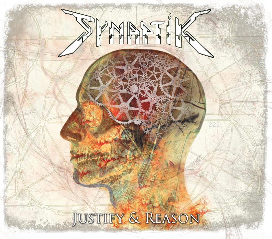 Synaptik - Justify & Reason - 2017 - FrontCover