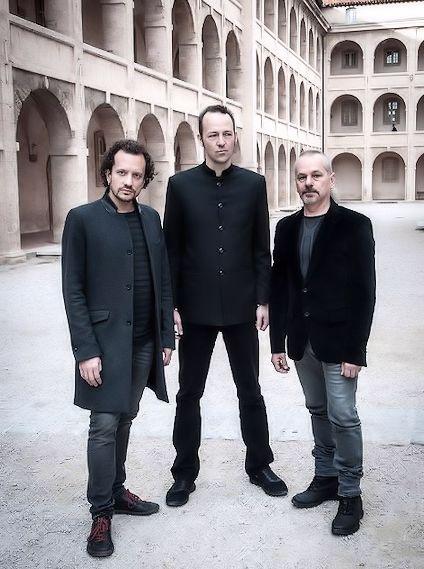Alain Chiarazzo, William Kopecky, David Lillkvist