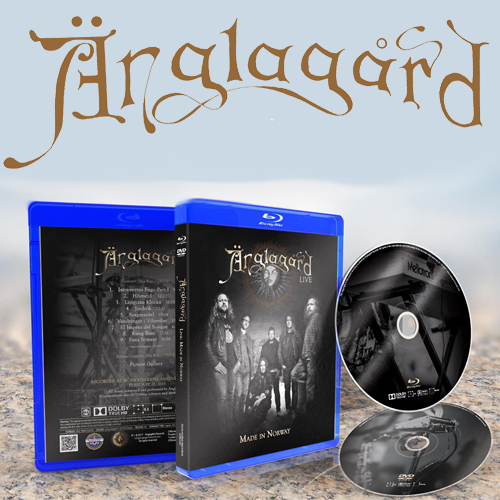 Änglagard - Live In Norway