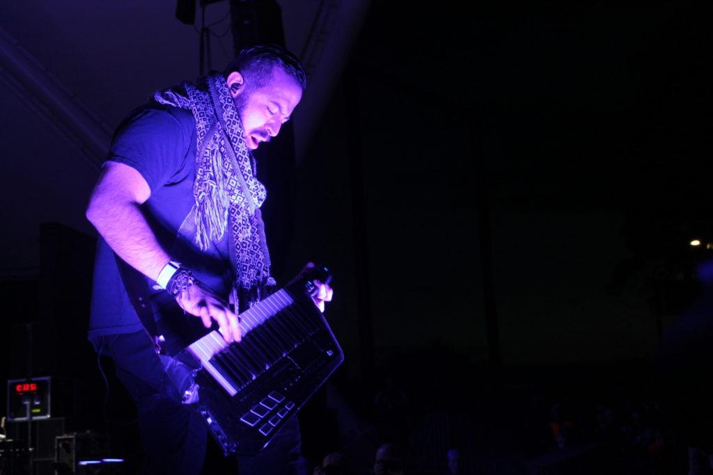 Diego Tejeida (Mike Portnoy's Shattered Fortress)