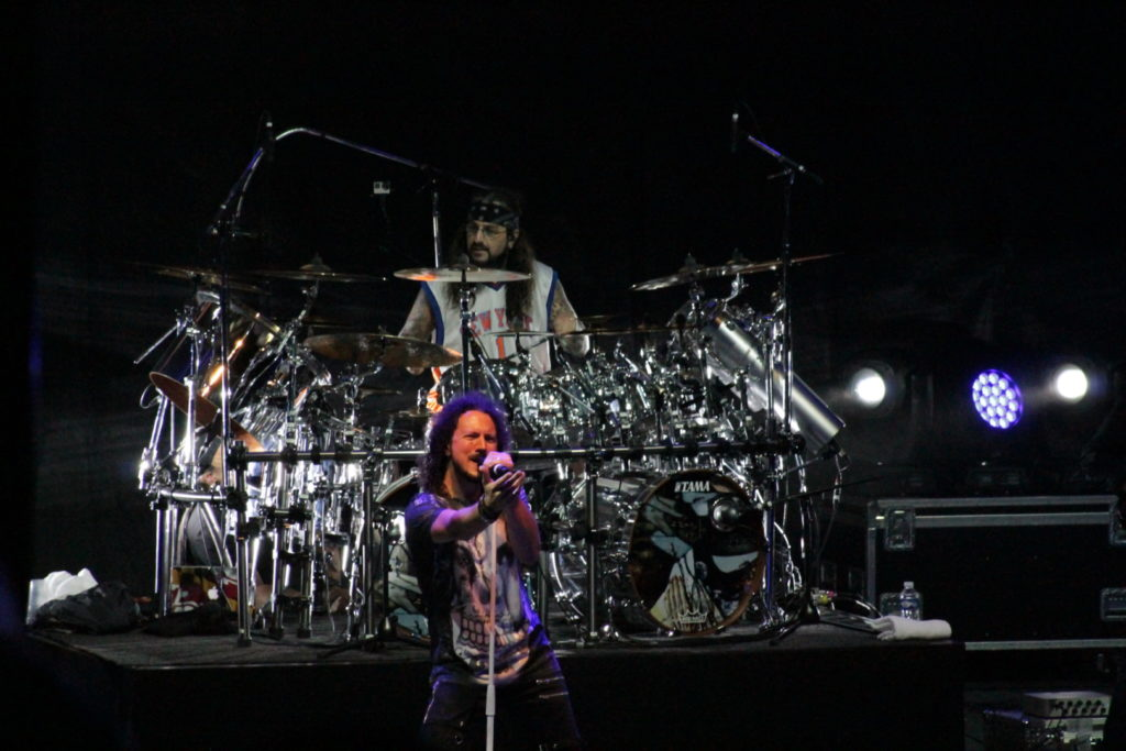 Mike Portnoy & Ross Jennings (Mike Portnoy's Shattered Fortress)
