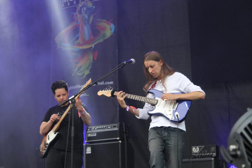 Daniel Mashal & Luke Mashin (Maschine)