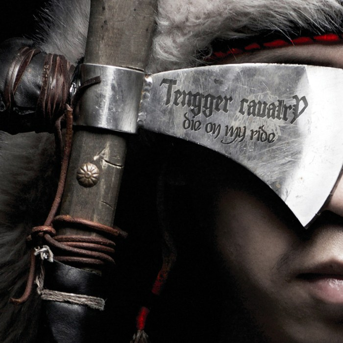 Tengger Cavalry - Die On My Ride (2017) M-Theory Audio