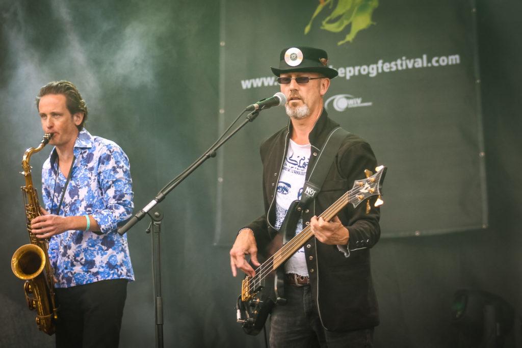 Ian East & Dave Sturt (Gong)
