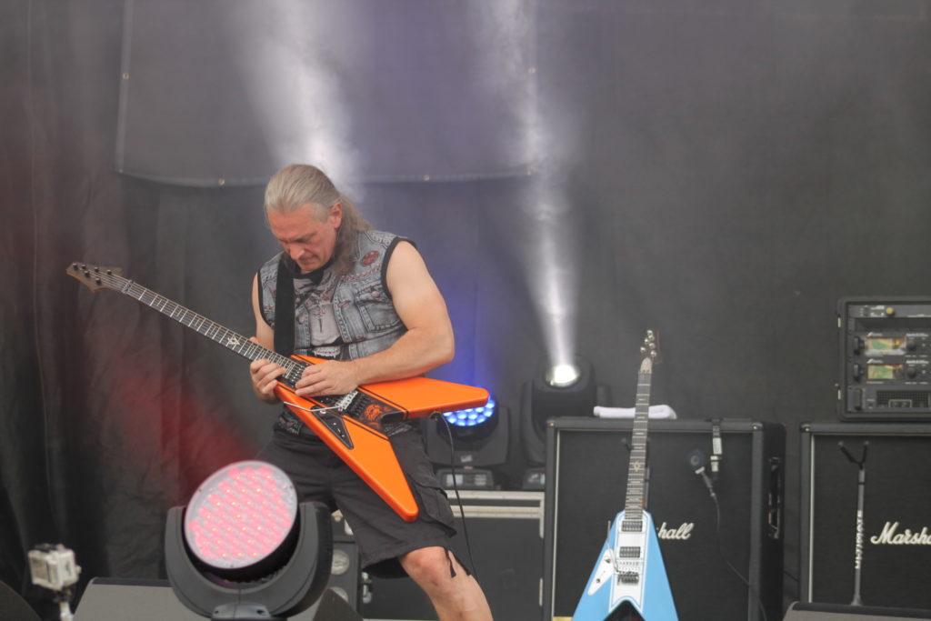 Paul Clark (David Cross Band)