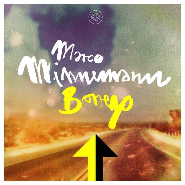 "Marcon Minnemann ""Borrego"" (2017), feat. Joe Satriani u. Alex Lifeson"