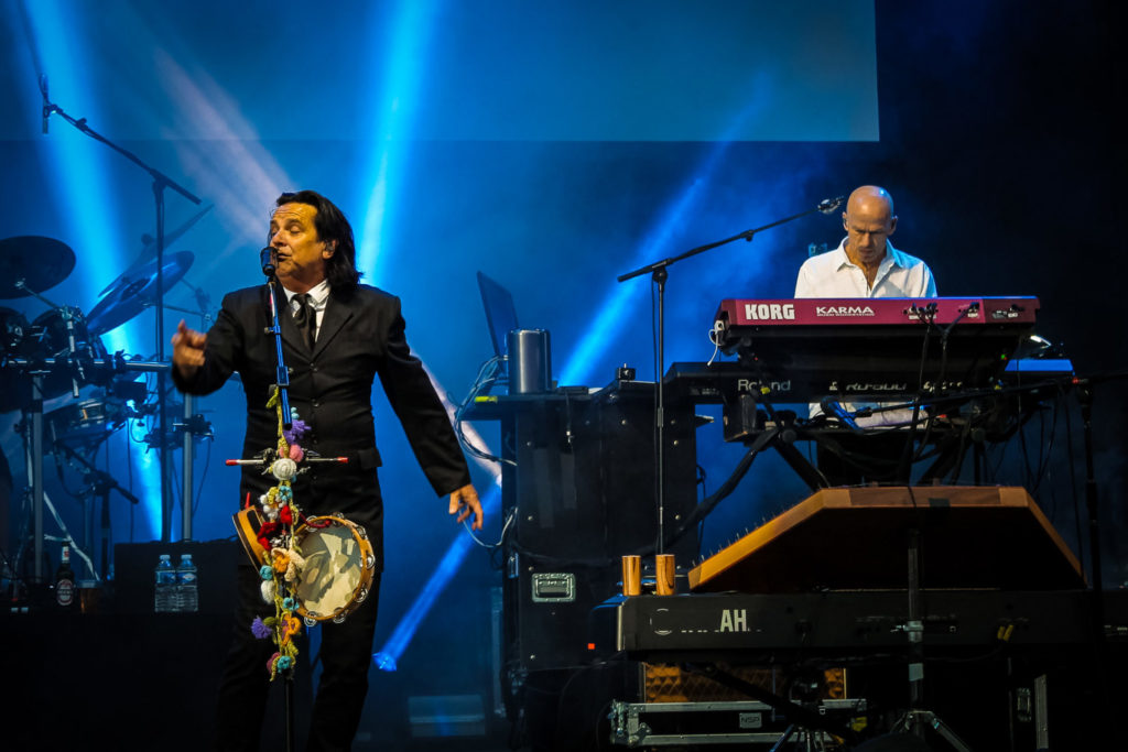 Steve Hogarth & Mark Kelly (Marillion)