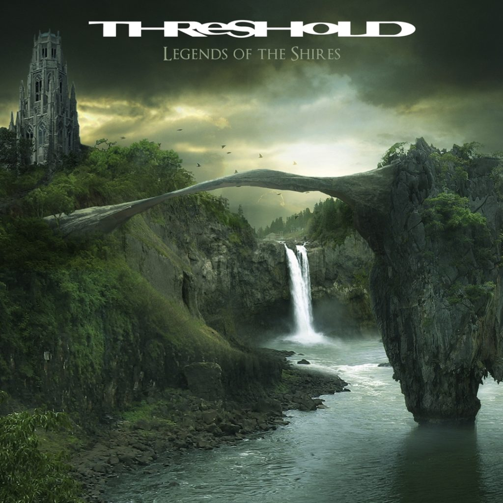 Threshold Legends Of The Shires (2017) - Frontcover