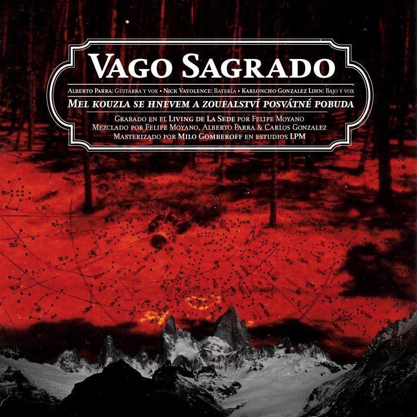 Vago Sagrado - Vago Sagrado (2015, Adansonia Records)