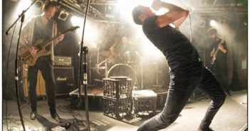 Bolt Gun live @ Black Mass, Perth, Foto: Mike Wylie
