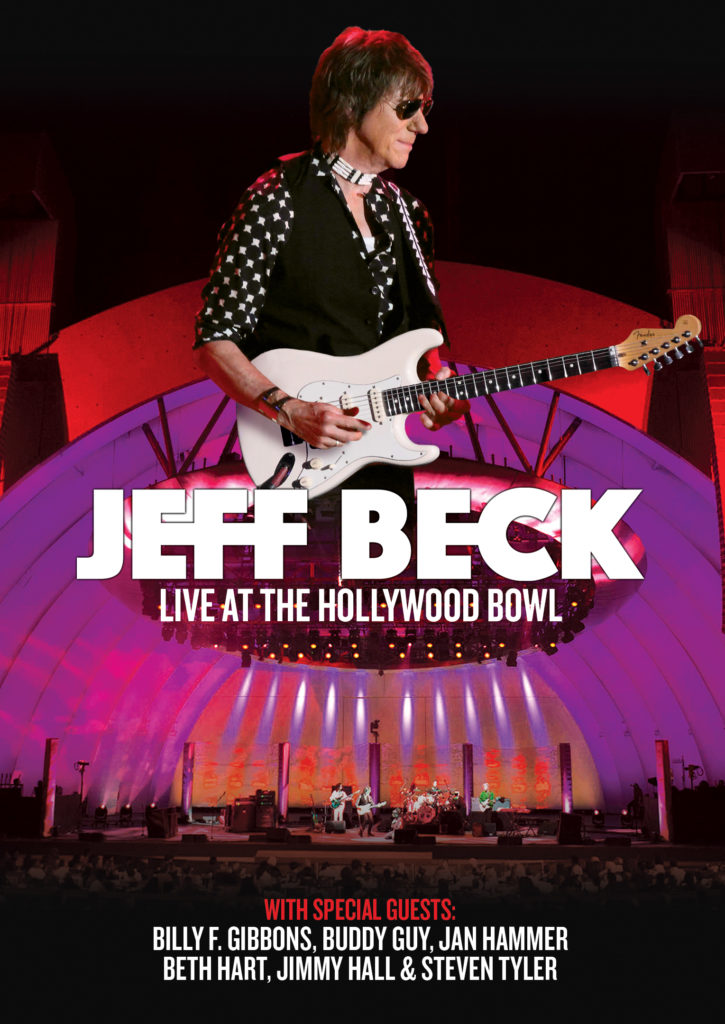 Jeff Beck - Live At The Hollywood Bowl (2017)