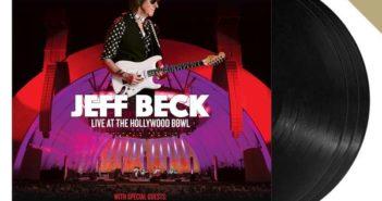 Jeff Beck - Live at the Hollywood Bowl (EagleVision, 2017) 3LP+DVD-Gebinde
