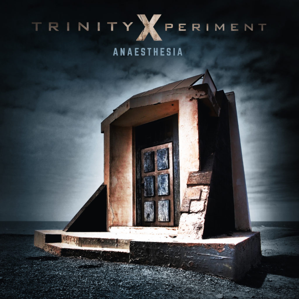 Trinity Xperiment - Anaesthesia (2017) Frontcover