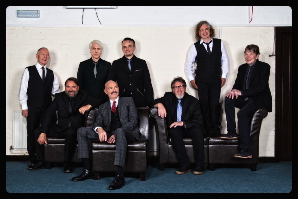 King Crimson - Doppelquartett 2017/2018