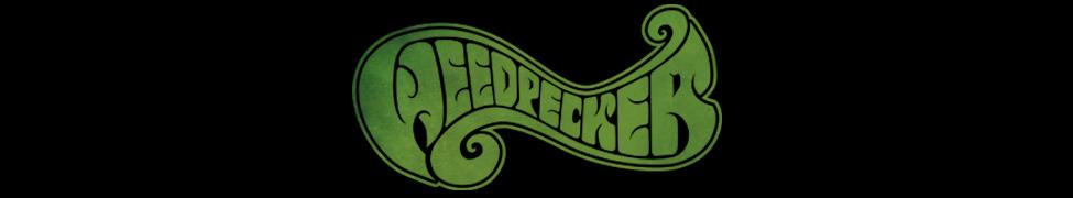 Weedy Weedpecker (Bandcamp-Logo)