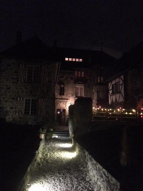 Burg Lede, Villich