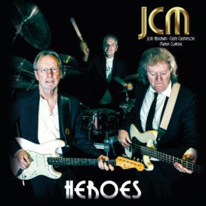 JCM - Jon Hiseman, Clem Clempson, Mark Clarke - Heroes (Repertoire, 2018)