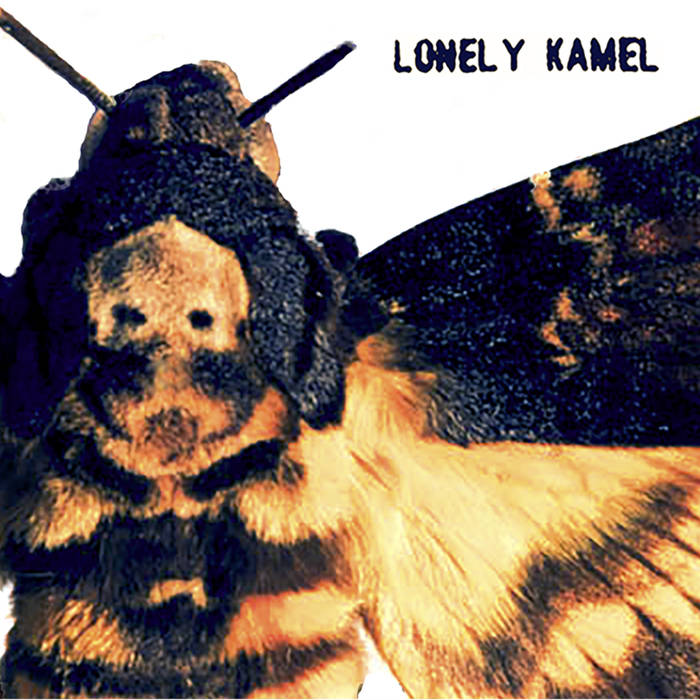 Lonely Kamel - Death's Head Hawkmoth (Stickman, 2018)