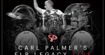 Carl Palmer - Live