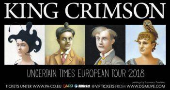 King Crimson - Uncertain Time Signatures