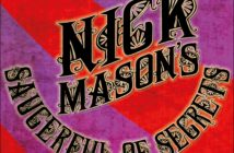 Nick Mason's Saucerful of Secrets (Tourposter, Semmel Concerts)