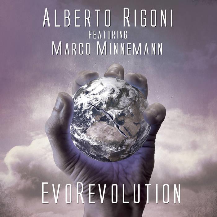 Alberto Rigoni feat. Marco Minnemann - EvoRevolution