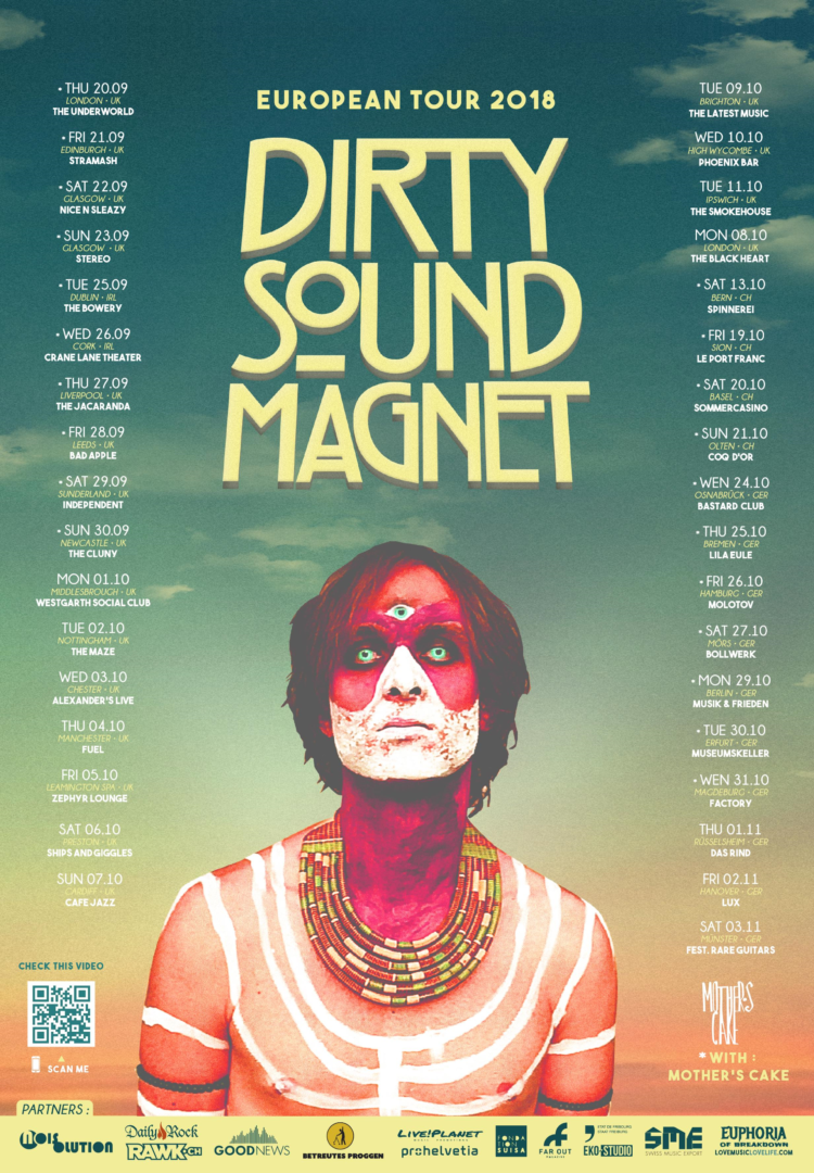 BetreutesProggen.de präsentiert Dirty Sound Magnet