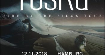 BetreutesProggen.de proudly presents: Toska - Fire By The Silos Tour 2018 (Wizard Promotions)