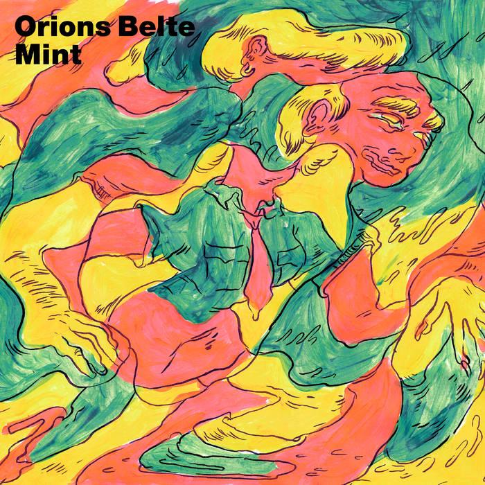 Orions Belte - Mint (Jansen, 2018)
